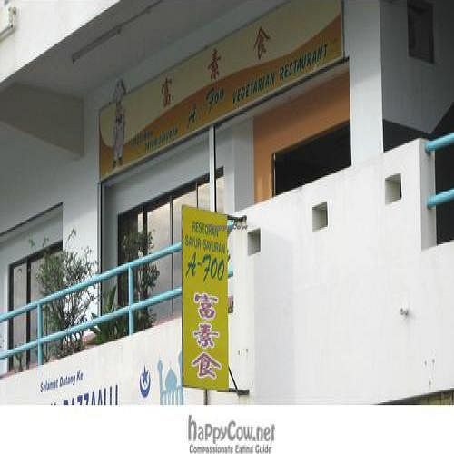 "Photo of A Foo Vegetarian Restaurant  by <a href=""/members/profile/cvxmelody"">cvxmelody</a> <br/>Front <br/> January 23, 2011  - <a href='/contact/abuse/image/9276/7133'>Report</a>"