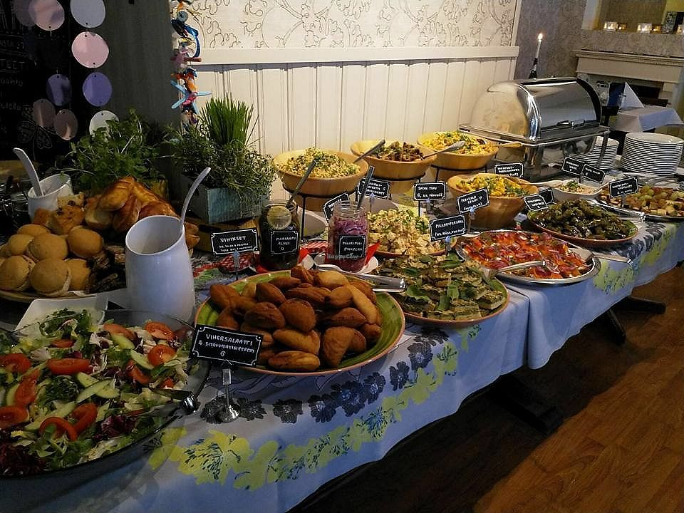 "Photo of Bella Loviisa   by <a href=""/members/profile/Bellaloviisa"">Bellaloviisa</a> <br/>100% vegan sunday brunch once in a month! <br/> January 12, 2018  - <a href='/contact/abuse/image/92778/345741'>Report</a>"