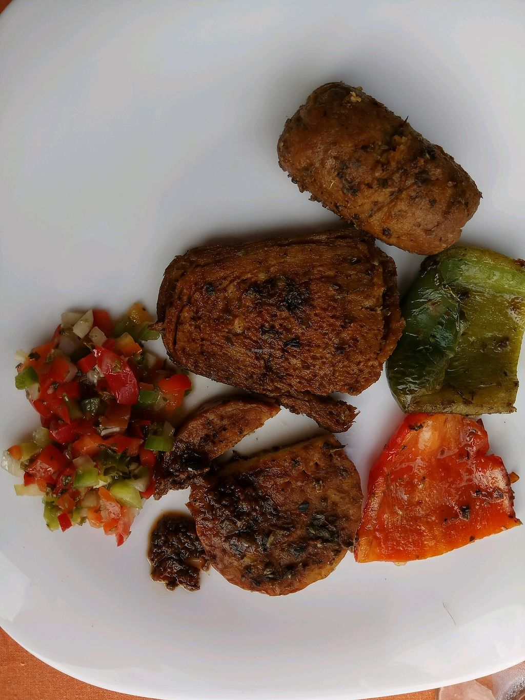 "Photo of Argentinian Vegan Grill  by <a href=""/members/profile/MarinaKiriakova"">MarinaKiriakova</a> <br/>vegan BBQ <br/> November 19, 2017  - <a href='/contact/abuse/image/92781/327073'>Report</a>"