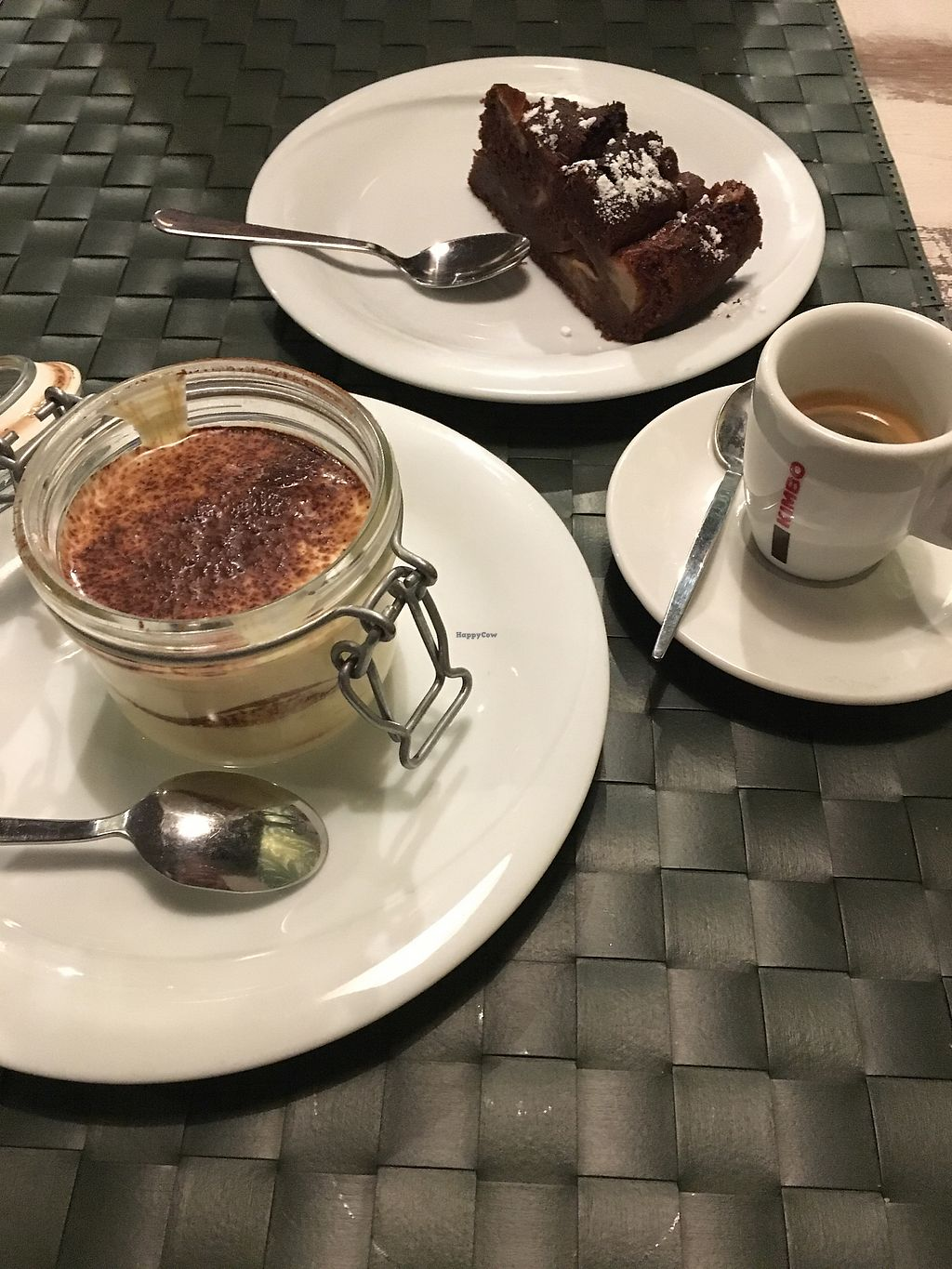 """Photo of Nirvana  by <a href=""""/members/profile/suzyseraphina"""">suzyseraphina</a> <br/>Fabulous tiramisu & chocolate with pear cake <br/> March 23, 2018  - <a href='/contact/abuse/image/92784/375003'>Report</a>"""
