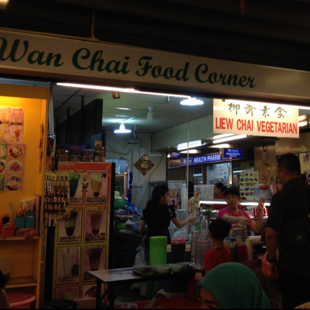 "Photo of Liew Chai Vegetarian  by <a href=""/members/profile/chapstick"">chapstick</a> <br/>the vegetarian place is a corner of another shop in the food court <br/> June 29, 2015  - <a href='/contact/abuse/image/9279/107605'>Report</a>"