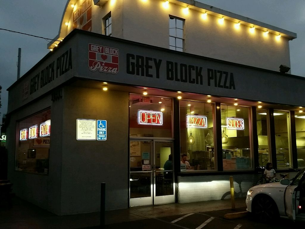 """Photo of Grey Block Pizza  by <a href=""""/members/profile/eric"""">eric</a> <br/>outside <br/> September 5, 2017  - <a href='/contact/abuse/image/92805/301011'>Report</a>"""