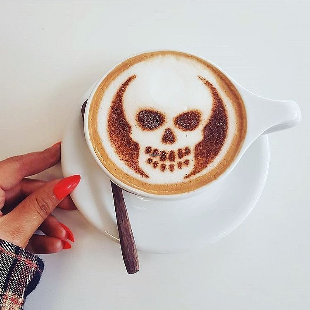 """Photo of Blooming Skull Coffee  by <a href=""""/members/profile/community5"""">community5</a> <br/>Blooming Skull Coffee <br/> May 26, 2017  - <a href='/contact/abuse/image/92833/262609'>Report</a>"""