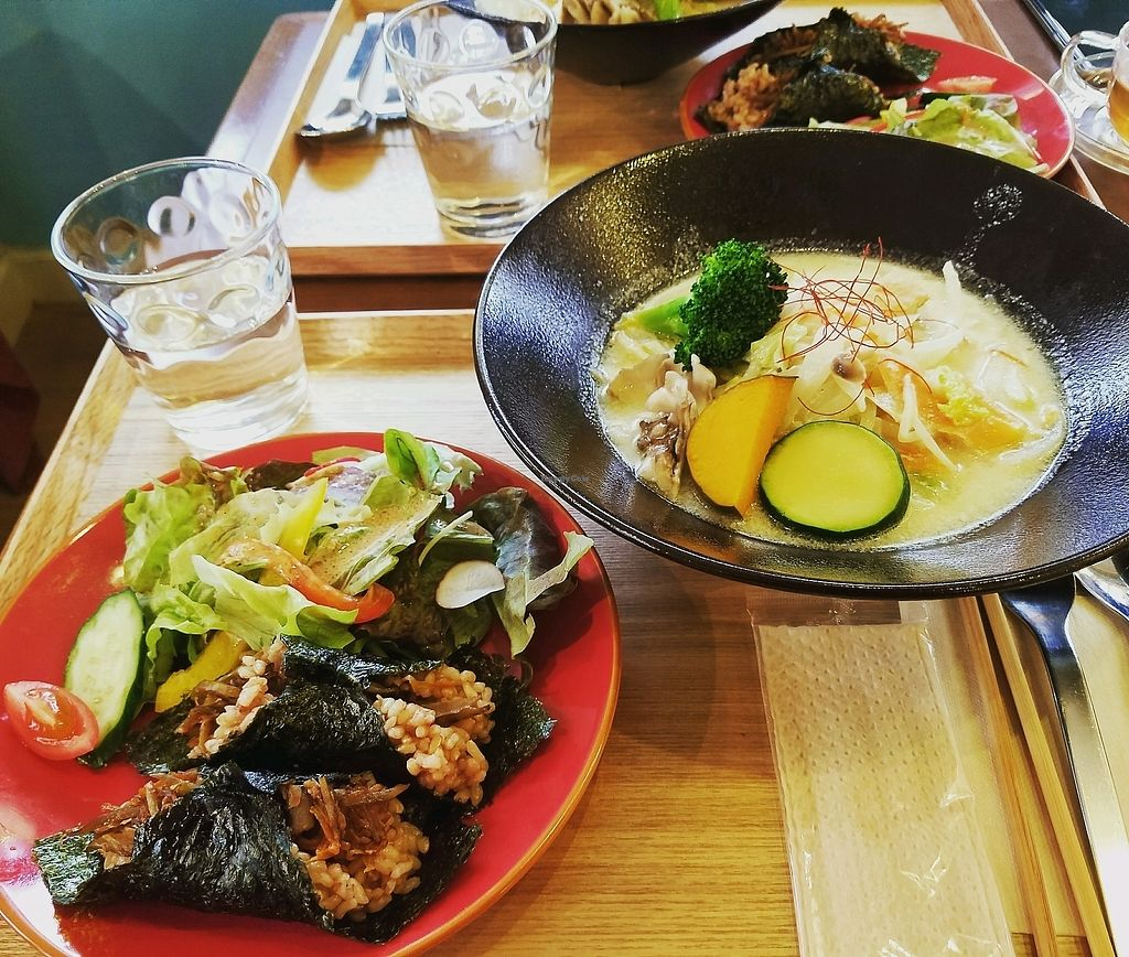 """Photo of Thallo  by <a href=""""/members/profile/vegginjapan"""">vegginjapan</a> <br/>miso ramen <br/> December 2, 2017  - <a href='/contact/abuse/image/92848/331428'>Report</a>"""
