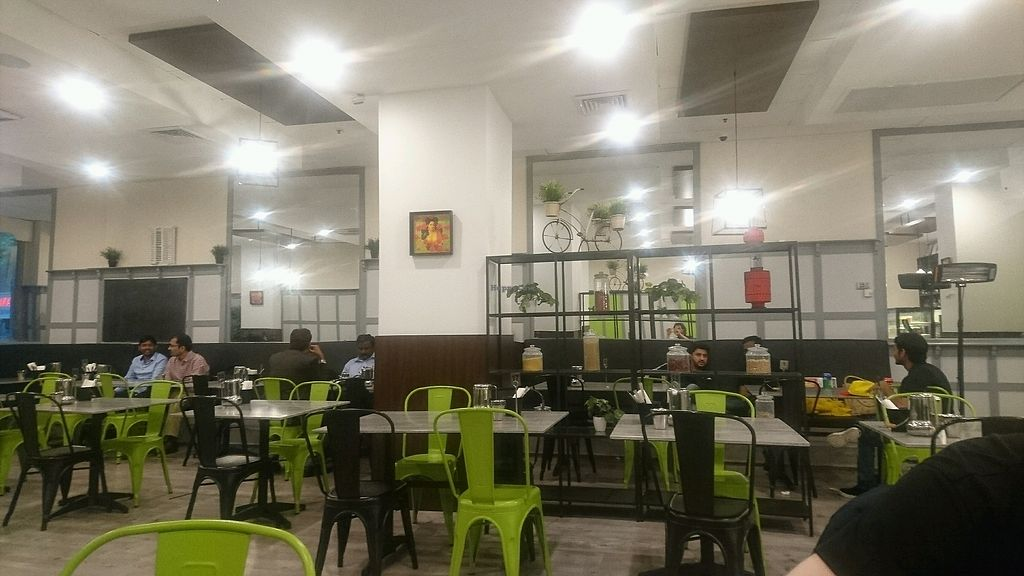 "Photo of Saravanaa Bhavan  by <a href=""/members/profile/jesse558"">jesse558</a> <br/>seating <br/> October 19, 2017  - <a href='/contact/abuse/image/92869/316522'>Report</a>"