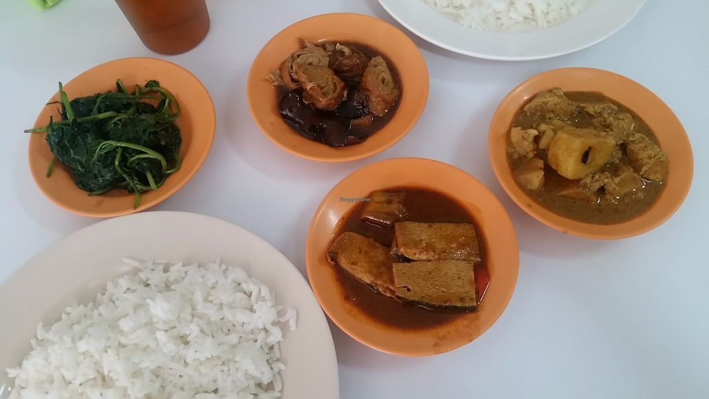 """Photo of Unicorn Vegetarian Restaurant  by <a href=""""/members/profile/rainforestspirit4"""">rainforestspirit4</a> <br/>Excellent authentic vegetarian Chinese food <br/> September 30, 2017  - <a href='/contact/abuse/image/9287/310229'>Report</a>"""