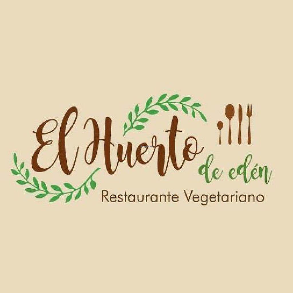 """Photo of El Huerto de Edén  by <a href=""""/members/profile/davidayala"""">davidayala</a> <br/>Restaurante Vegetariano - El Huerto de Eden <br/> May 28, 2017  - <a href='/contact/abuse/image/92892/263389'>Report</a>"""