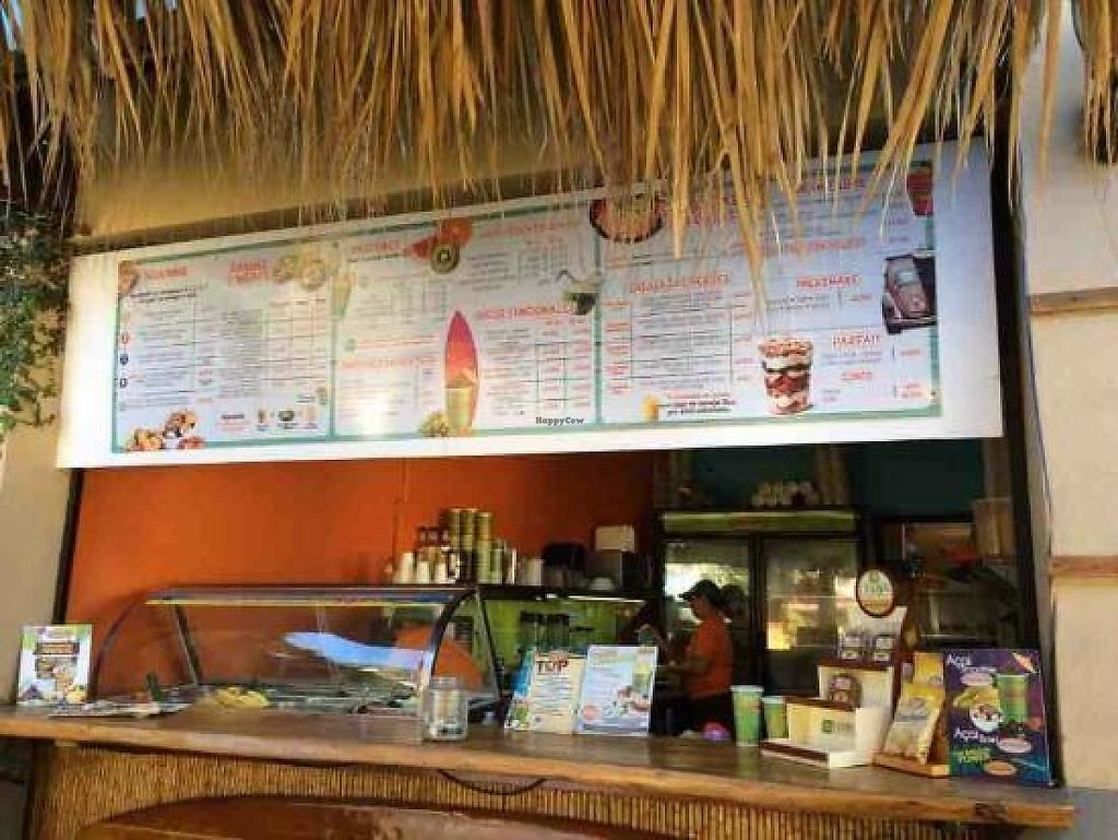 """Photo of Mandarina Tropical Juice Bar  by <a href=""""/members/profile/community5"""">community5</a> <br/>Mandarina Tropical Juice Bar <br/> May 27, 2017  - <a href='/contact/abuse/image/92901/263099'>Report</a>"""