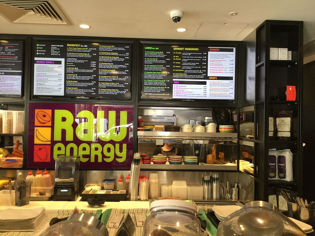 """Photo of Raw Energy  by <a href=""""/members/profile/Mike%20Munsie"""">Mike Munsie</a> <br/>wall menu <br/> October 6, 2017  - <a href='/contact/abuse/image/92929/312138'>Report</a>"""