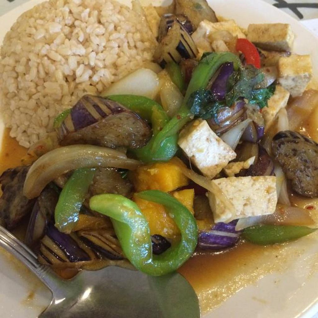 """Photo of CLOSED: Vegan House  by <a href=""""/members/profile/cha-yen%20monster"""">cha-yen monster</a> <br/>PET (pumpkin, eggplant, tofu) <br/> May 18, 2014  - <a href='/contact/abuse/image/9294/70240'>Report</a>"""