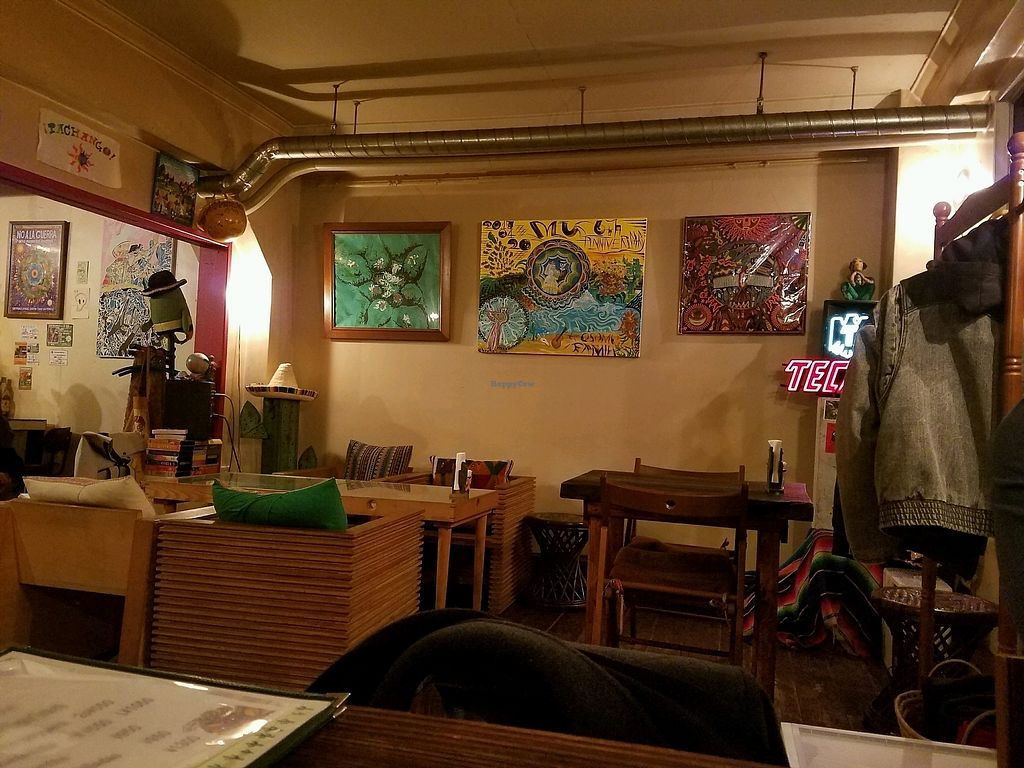 """Photo of Mexican Kitchen Bar MU  by <a href=""""/members/profile/Brenda%20Jauqe"""">Brenda Jauqe</a> <br/>Cozy atmosphere <br/> January 8, 2018  - <a href='/contact/abuse/image/92979/344158'>Report</a>"""