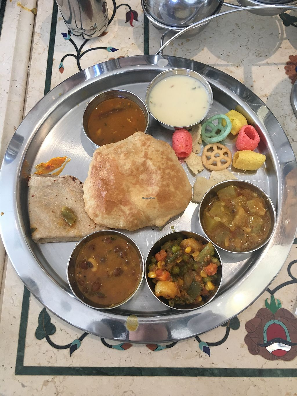 "Photo of Rajdhani  by <a href=""/members/profile/TinaCheong"">TinaCheong</a> <br/>Lunch buffet  <br/> March 6, 2018  - <a href='/contact/abuse/image/9297/367521'>Report</a>"