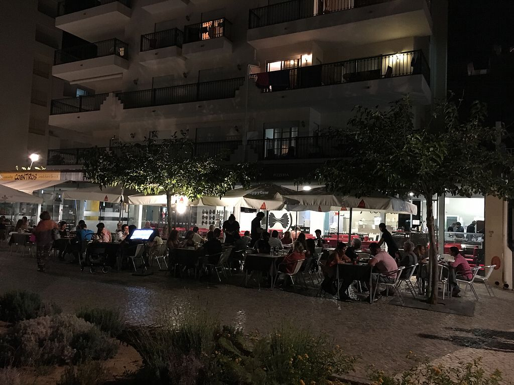 """Photo of Ristorante Pizzeria Piccolino  by <a href=""""/members/profile/hack_man"""">hack_man</a> <br/>Busy at night  <br/> September 11, 2017  - <a href='/contact/abuse/image/92980/303374'>Report</a>"""