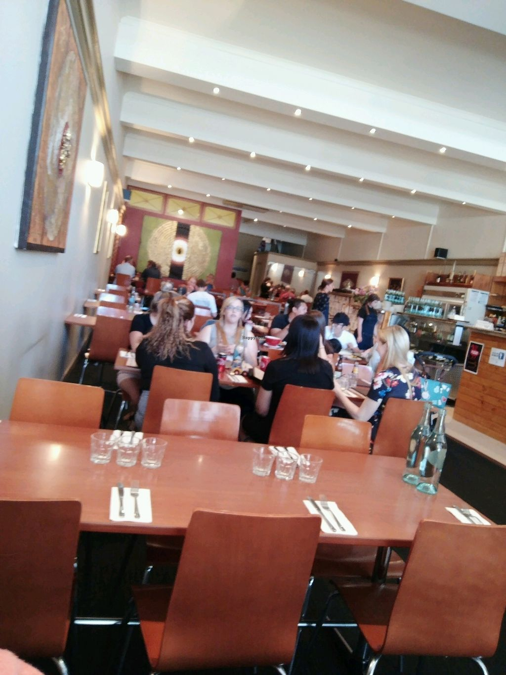"""Photo of Brown Grain Thai Restaurant  by <a href=""""/members/profile/Aloo"""">Aloo</a> <br/>plenty of seating <br/> February 17, 2018  - <a href='/contact/abuse/image/92991/360266'>Report</a>"""