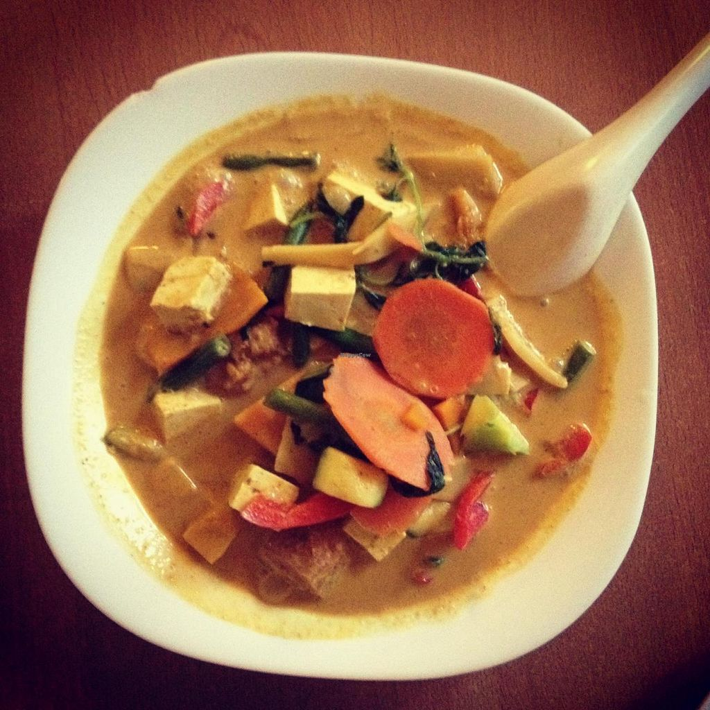 """Photo of CLOSED: Peace Harmony - Erskine St  by <a href=""""/members/profile/leonardhall"""">leonardhall</a> <br/>Gang Dang - Gluten Free Thai Curry <br/> November 13, 2014  - <a href='/contact/abuse/image/9301/85413'>Report</a>"""