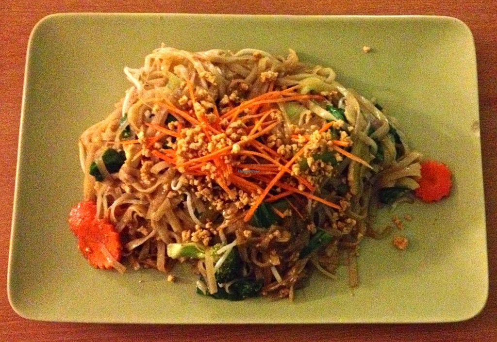 """Photo of CLOSED: Peace Harmony - Erskine St  by <a href=""""/members/profile/beckettthedog"""">beckettthedog</a> <br/>Pad Thai <br/> February 12, 2015  - <a href='/contact/abuse/image/9301/92912'>Report</a>"""