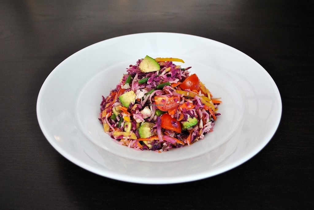 """Photo of The Willow Health Restaurant  by <a href=""""/members/profile/PedMillichamp"""">PedMillichamp</a> <br/>The Willow Rainbow salad <br/> May 29, 2017  - <a href='/contact/abuse/image/93040/263795'>Report</a>"""