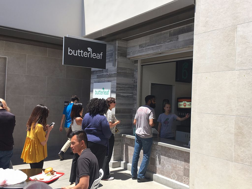 """Photo of Butterleaf  by <a href=""""/members/profile/Veganbloke"""">Veganbloke</a> <br/>Store front <br/> July 10, 2017  - <a href='/contact/abuse/image/93067/278530'>Report</a>"""