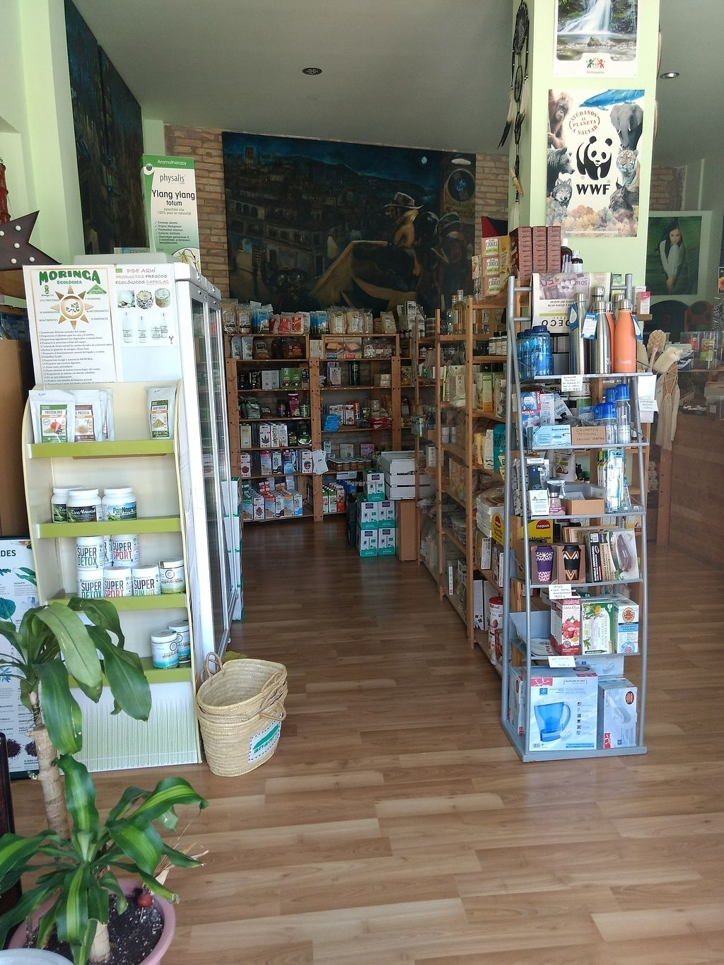 "Photo of Anangu Biotienda  by <a href=""/members/profile/craigmc"">craigmc</a> <br/>inßide <br/> July 13, 2017  - <a href='/contact/abuse/image/93092/279782'>Report</a>"