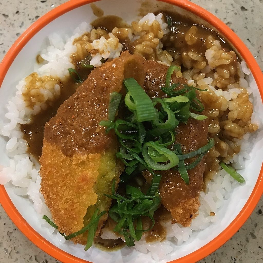 """Photo of Yo Sushi - Airport  by <a href=""""/members/profile/earthville"""">earthville</a> <br/>Pumpkin katsu curry <br/> December 29, 2017  - <a href='/contact/abuse/image/93102/340561'>Report</a>"""