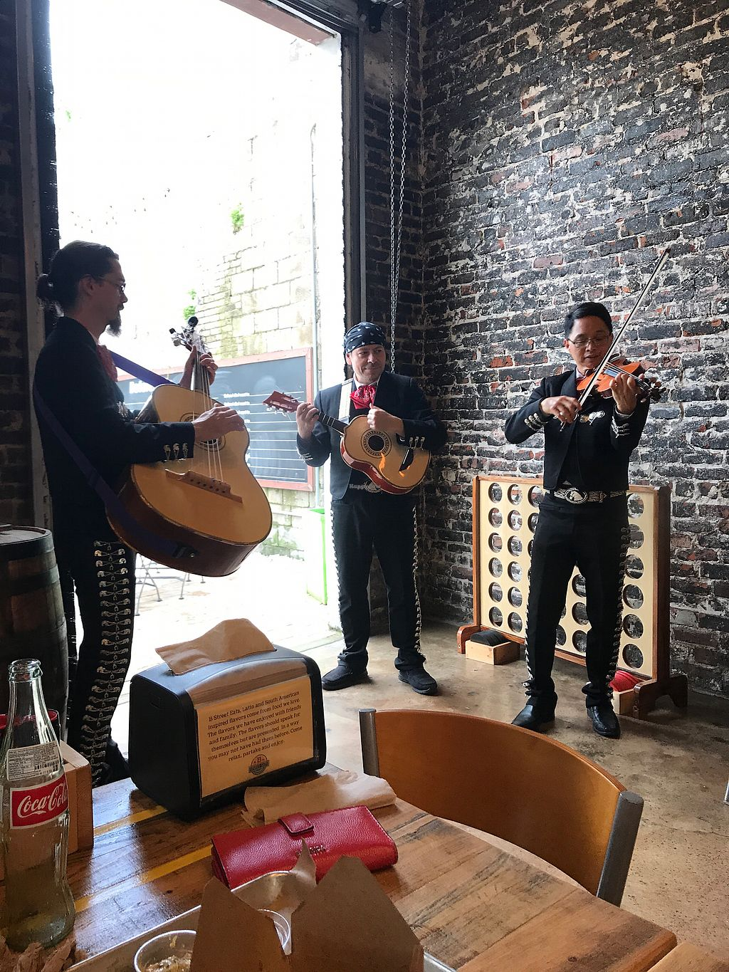 """Photo of B Street Eats  by <a href=""""/members/profile/BlakeAdele"""">BlakeAdele</a> <br/>Mariachi  <br/> April 23, 2018  - <a href='/contact/abuse/image/93111/390178'>Report</a>"""