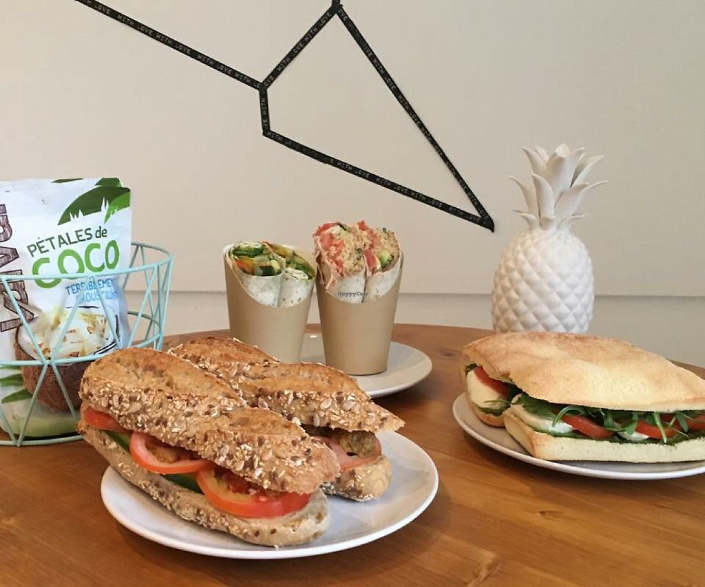 """Photo of Glow  by <a href=""""/members/profile/OliviaBell"""">OliviaBell</a> <br/>Vegan and Vegetarian sandwiches and wraps  <br/> May 30, 2017  - <a href='/contact/abuse/image/93117/264321'>Report</a>"""