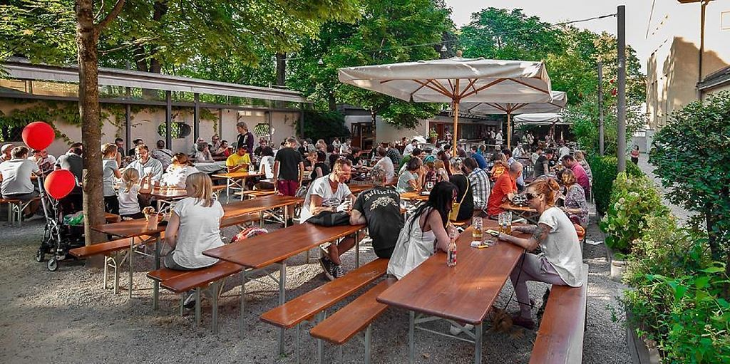 "Photo of Biergarten Muffatwerk  by <a href=""/members/profile/community5"">community5</a> <br/>Biergarten Muffatwerk <br/> May 30, 2017  - <a href='/contact/abuse/image/93118/264329'>Report</a>"