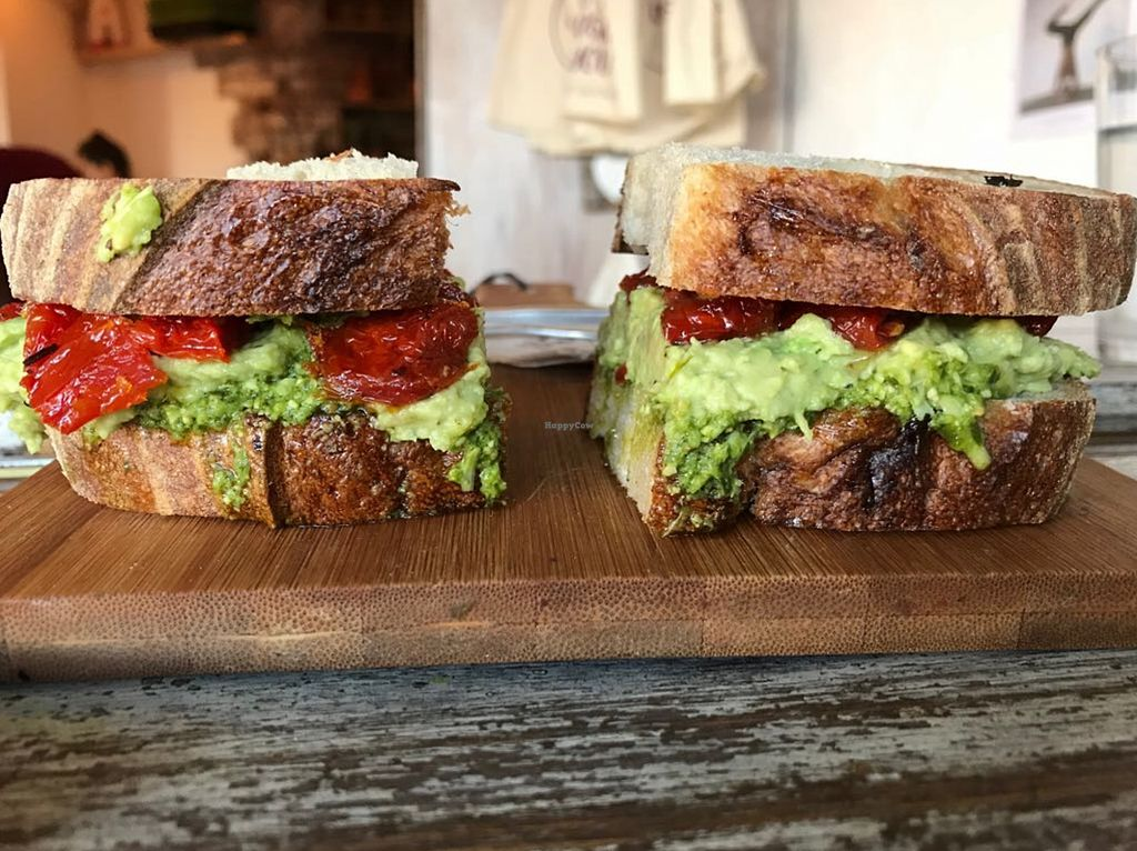 """Photo of Nourish'd Cafe & Juicery  by <a href=""""/members/profile/PhilipFifiBachinger"""">PhilipFifiBachinger</a> <br/>Star Toast <br/> February 9, 2018  - <a href='/contact/abuse/image/93127/356756'>Report</a>"""