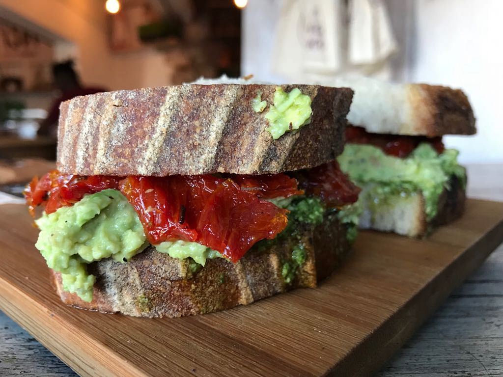 """Photo of Nourish'd Cafe & Juicery  by <a href=""""/members/profile/PhilipFifiBachinger"""">PhilipFifiBachinger</a> <br/>Star Toast <br/> February 9, 2018  - <a href='/contact/abuse/image/93127/356757'>Report</a>"""