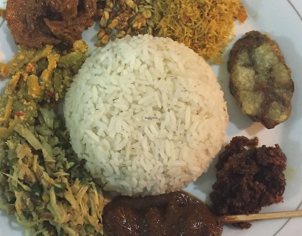 """Photo of Pande Vegetarian  by <a href=""""/members/profile/RajDollar"""">RajDollar</a> <br/>2nd Nasi Campur of the day here! <br/> May 31, 2017  - <a href='/contact/abuse/image/93140/267477'>Report</a>"""