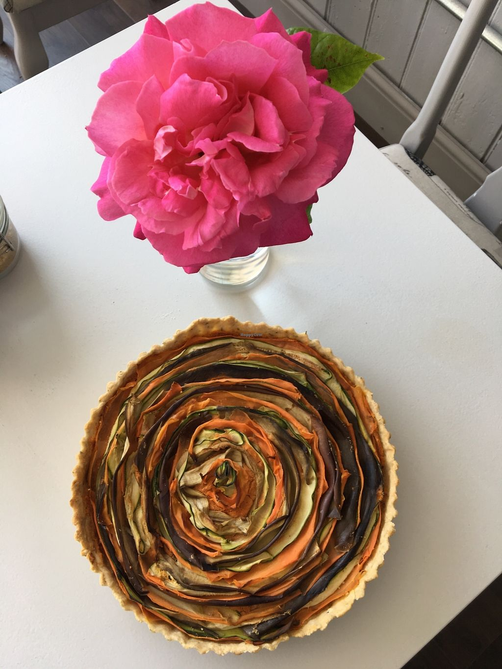 "Photo of 2 Girls' Cafe  by <a href=""/members/profile/2GirlsCafe"">2GirlsCafe</a> <br/>Vegan spiral tart is just an example what we offer in our lovely cafe <br/> June 26, 2017  - <a href='/contact/abuse/image/93159/273655'>Report</a>"