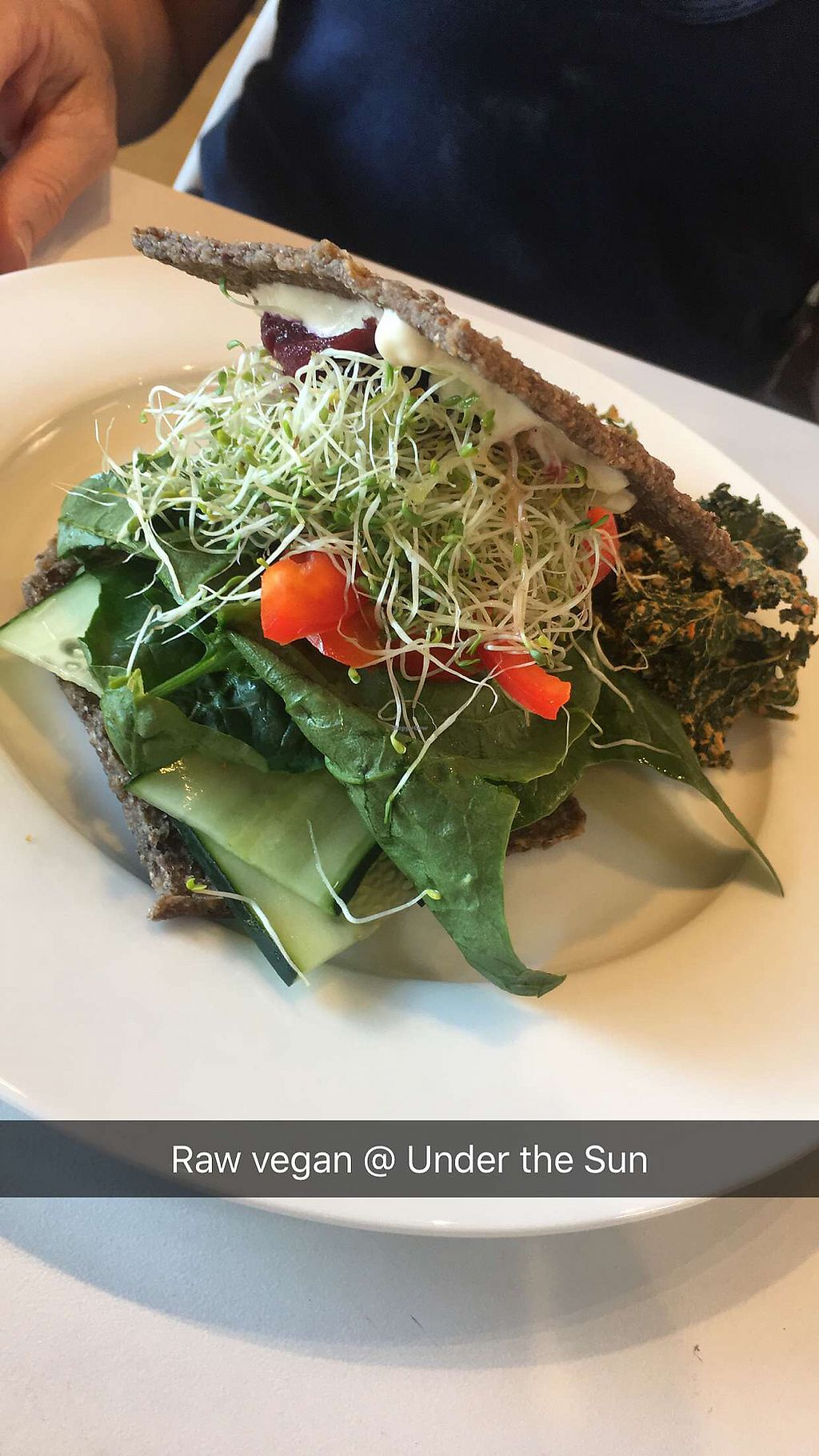 """Photo of Under the Sun Cafe  by <a href=""""/members/profile/Brews"""">Brews</a> <br/>LBC Sandwich <br/> June 30, 2017  - <a href='/contact/abuse/image/93188/275108'>Report</a>"""