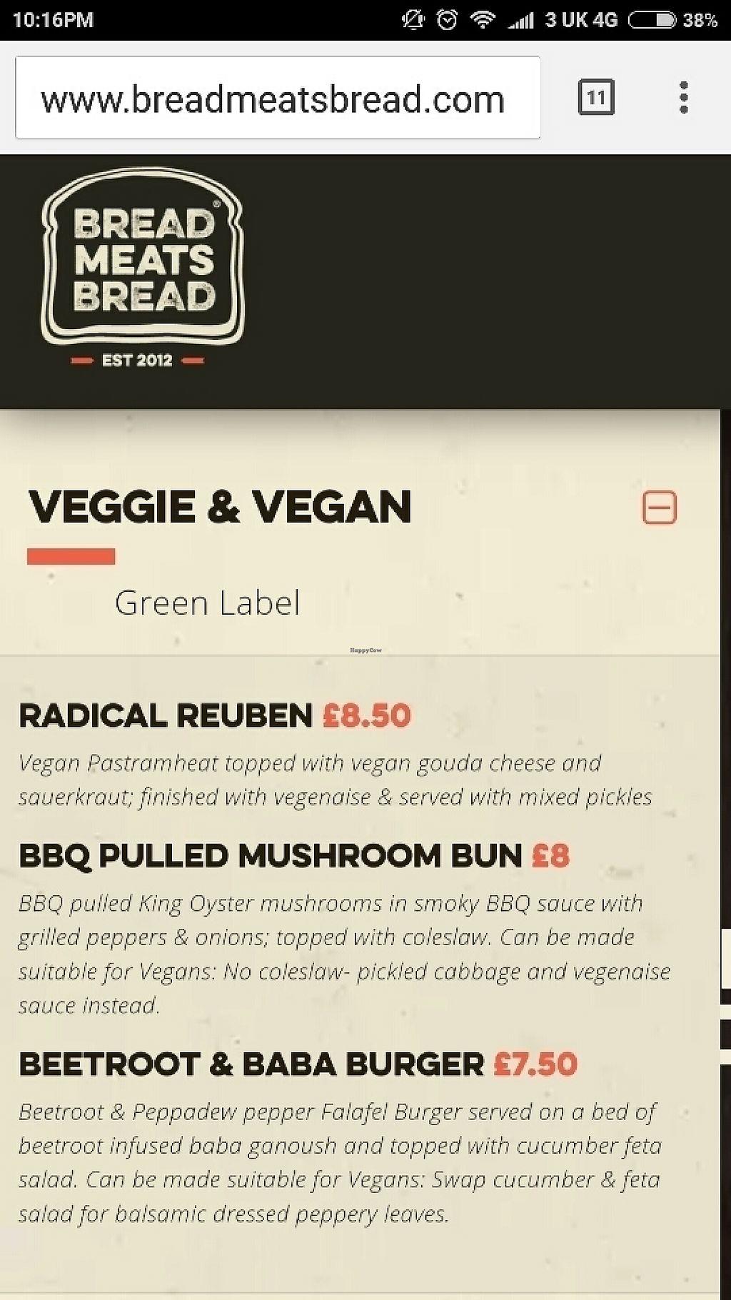 "Photo of Bread Meats Bread  by <a href=""/members/profile/d.vegan"">d.vegan</a> <br/>Vegan menu 2 <br/> June 1, 2017  - <a href='/contact/abuse/image/93198/264787'>Report</a>"
