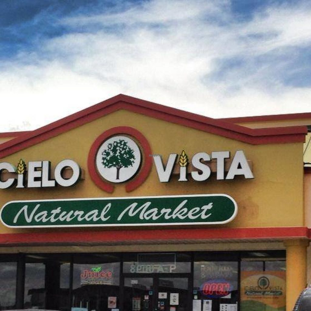 "Photo of Cielo Vista Natural Market  by <a href=""/members/profile/community5"">community5</a> <br/>Cielo Vista Natural Market <br/> June 1, 2017  - <a href='/contact/abuse/image/93211/264795'>Report</a>"