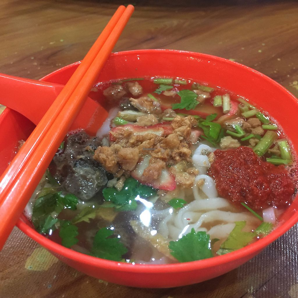 "Photo of Aik Chong Vegetarian Restaurant  by <a href=""/members/profile/YiWei"">YiWei</a> <br/>Kway Teow ting <br/> June 5, 2017  - <a href='/contact/abuse/image/9321/265960'>Report</a>"