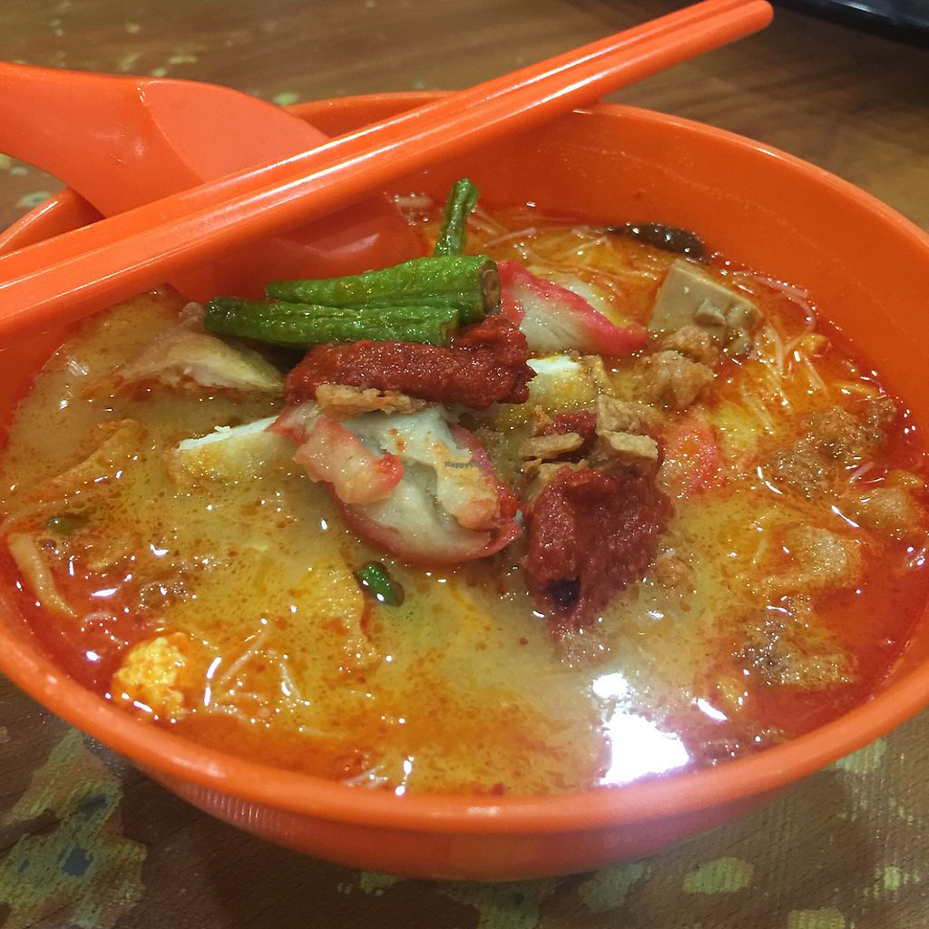 "Photo of Aik Chong Vegetarian Restaurant  by <a href=""/members/profile/YiWei"">YiWei</a> <br/>Hokkien mee  <br/> June 5, 2017  - <a href='/contact/abuse/image/9321/265961'>Report</a>"