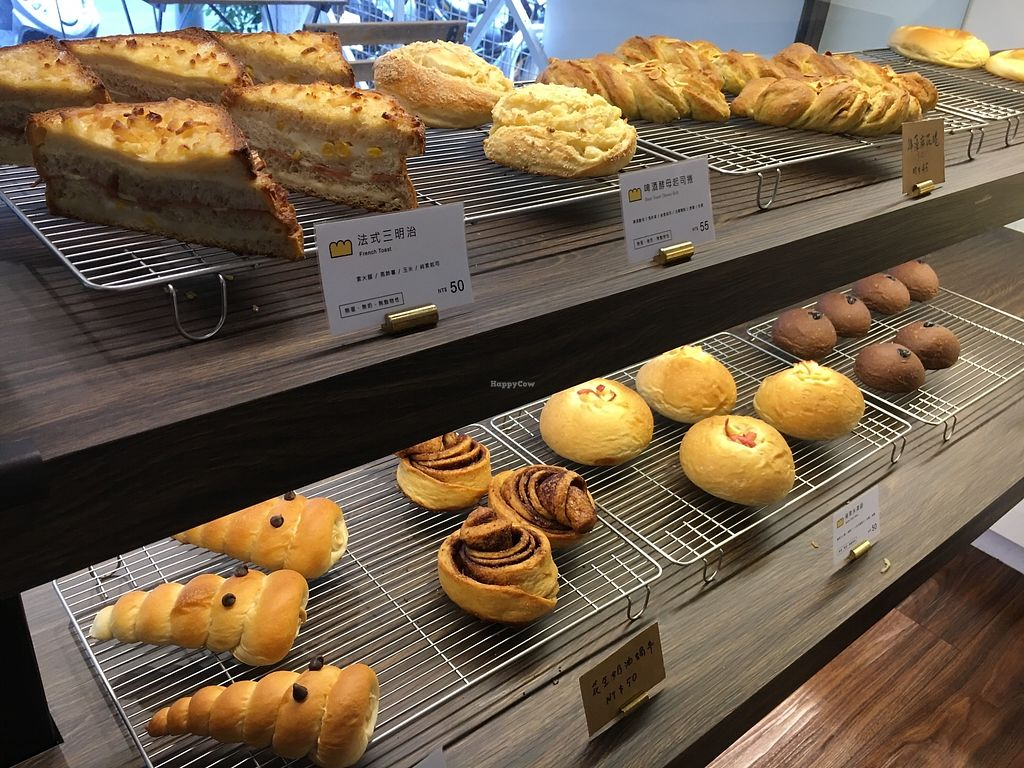 """Photo of Hip Pun  by <a href=""""/members/profile/sousuneautrelentille"""">sousuneautrelentille</a> <br/>Selection of pastries (front wall) <br/> March 1, 2018  - <a href='/contact/abuse/image/93222/365262'>Report</a>"""