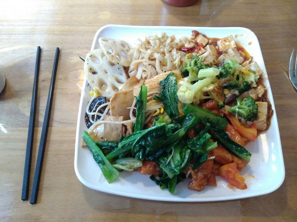 """Photo of Wanshan Tianchu  by <a href=""""/members/profile/JackTanner"""">JackTanner</a> <br/>buffet plate  <br/> July 24, 2017  - <a href='/contact/abuse/image/93231/284313'>Report</a>"""