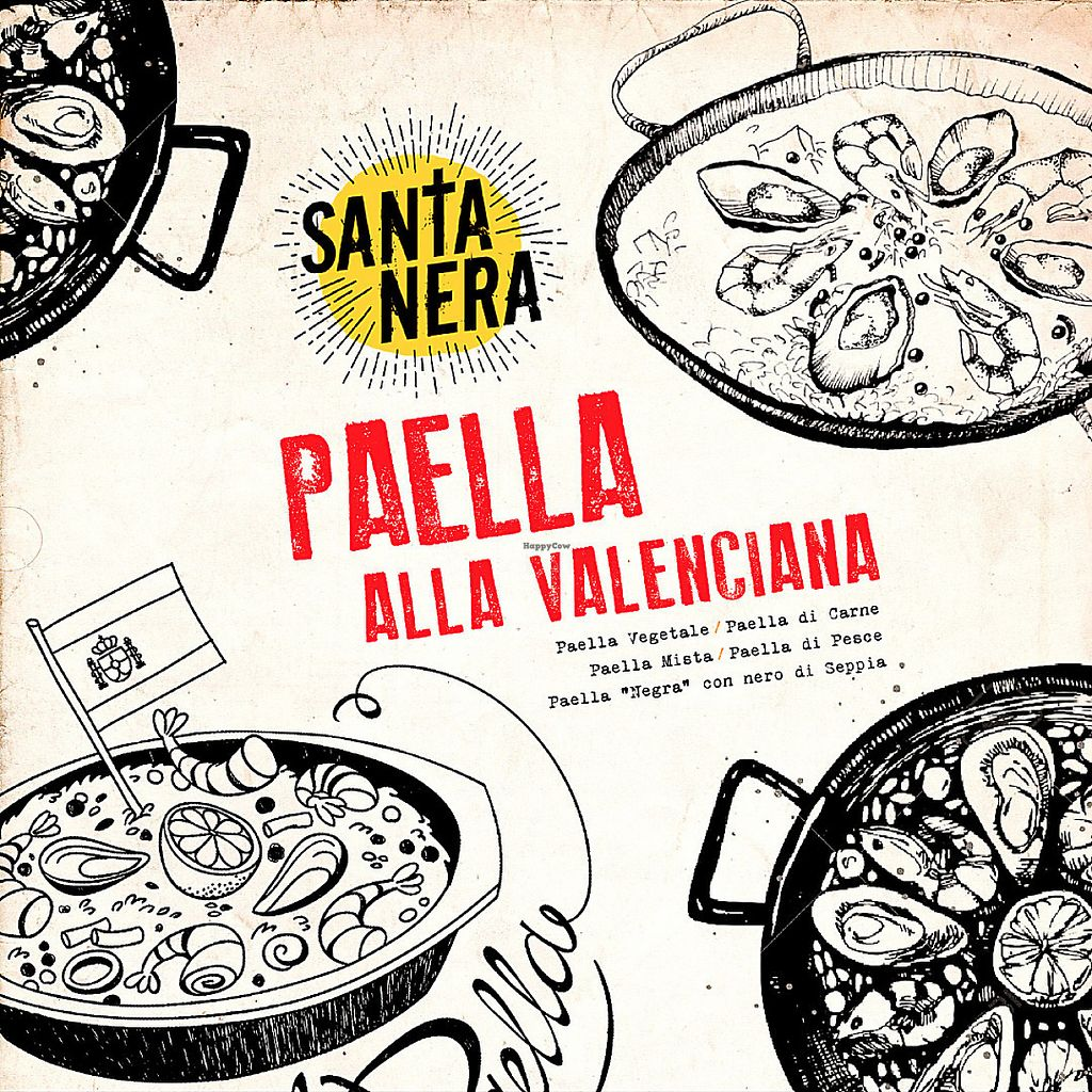 """Photo of Santanera Kitchen & Bar  by <a href=""""/members/profile/GonzaloOlivera"""">GonzaloOlivera</a> <br/>Spanish Vegetal Paella! <br/> June 3, 2017  - <a href='/contact/abuse/image/93235/265378'>Report</a>"""