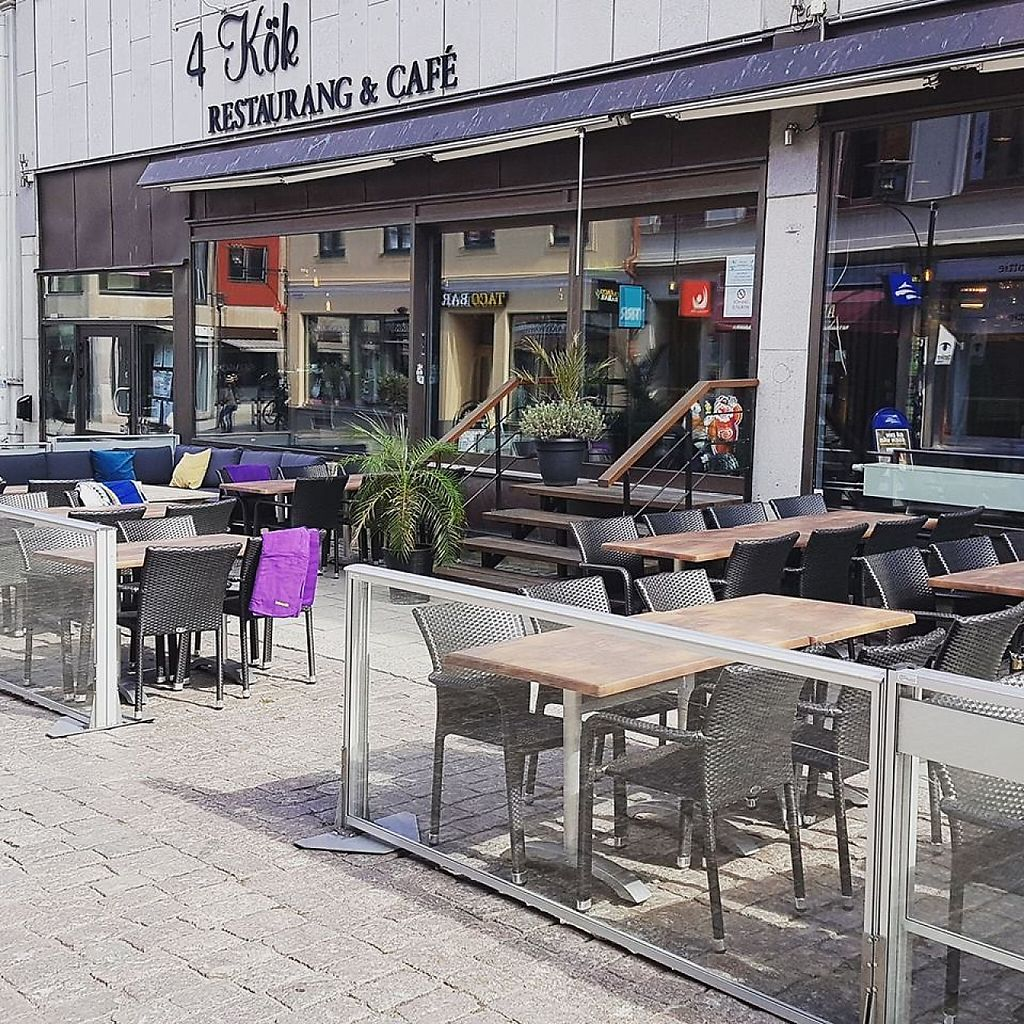"Photo of Restaurang 4 Kök  by <a href=""/members/profile/community5"">community5</a> <br/>Restaurang 4 Kök <br/> June 4, 2017  - <a href='/contact/abuse/image/93312/265759'>Report</a>"