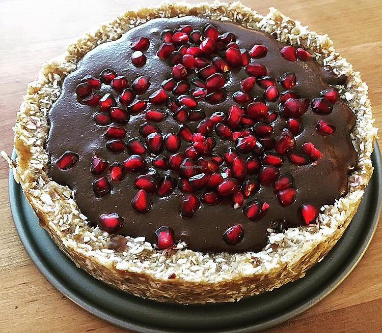 """Photo of The Art of Raw  by <a href=""""/members/profile/LeahWinzely"""">LeahWinzely</a> <br/>Pomegranate cake  <br/> October 28, 2017  - <a href='/contact/abuse/image/93325/319495'>Report</a>"""