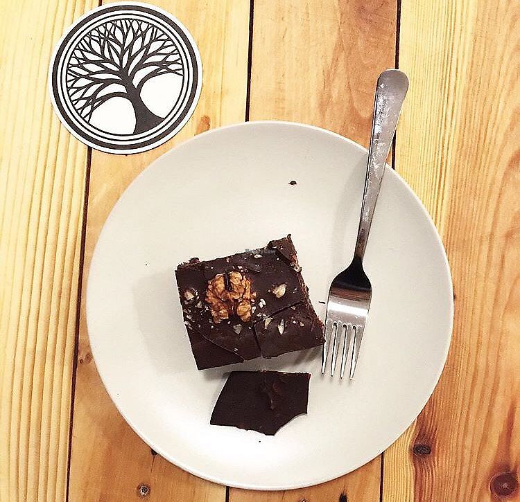 """Photo of The Art of Raw  by <a href=""""/members/profile/LeahWinzely"""">LeahWinzely</a> <br/>Chocolate brownie  <br/> October 28, 2017  - <a href='/contact/abuse/image/93325/319496'>Report</a>"""