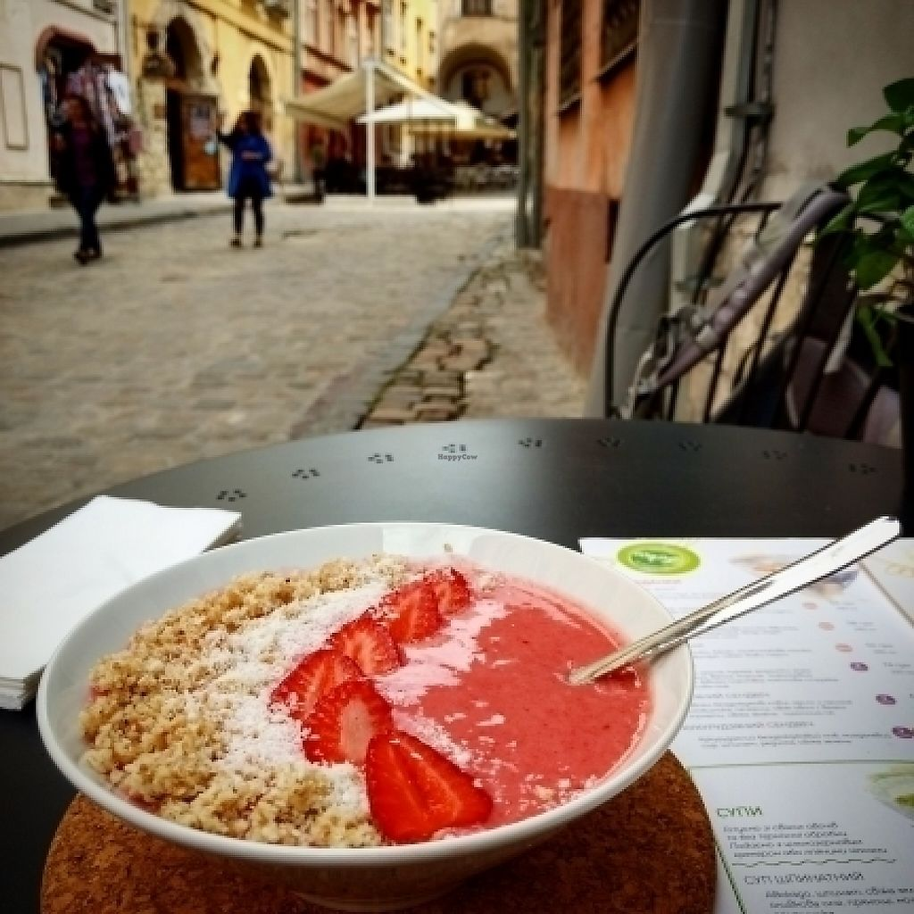 """Photo of Agrus  by <a href=""""/members/profile/molfar.ua"""">molfar.ua</a> <br/>Strawberry smoothie-bowl ?? <br/> June 4, 2017  - <a href='/contact/abuse/image/93339/265611'>Report</a>"""