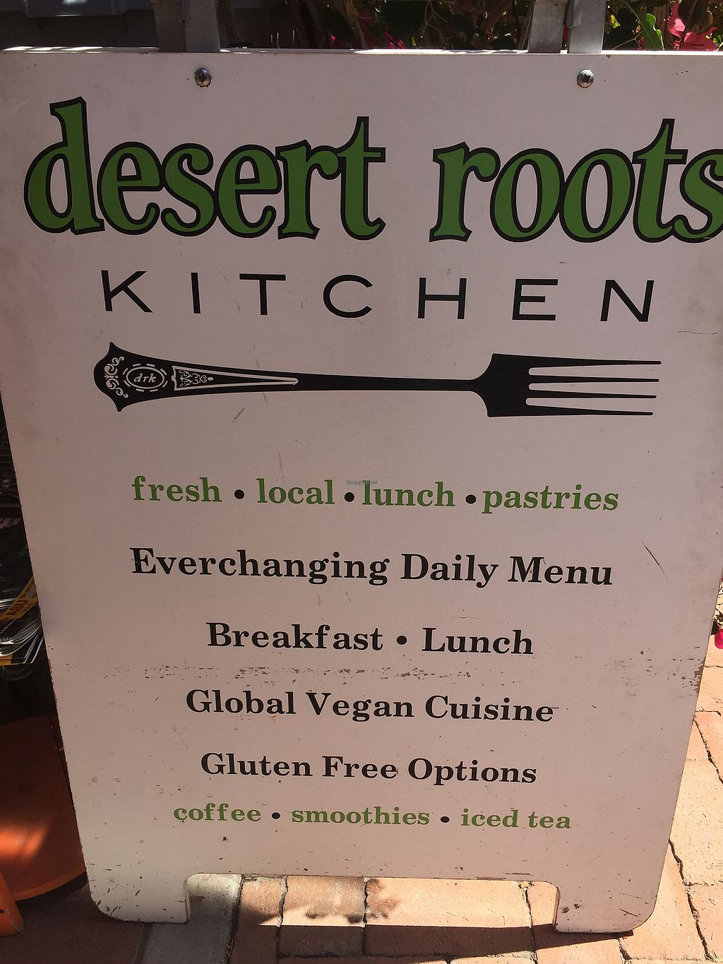 "Photo of Desert Roots Kitchen  by <a href=""/members/profile/plantbaseddfw"">plantbaseddfw</a> <br/>Desert Roots Kitchen <br/> March 28, 2018  - <a href='/contact/abuse/image/9333/377115'>Report</a>"