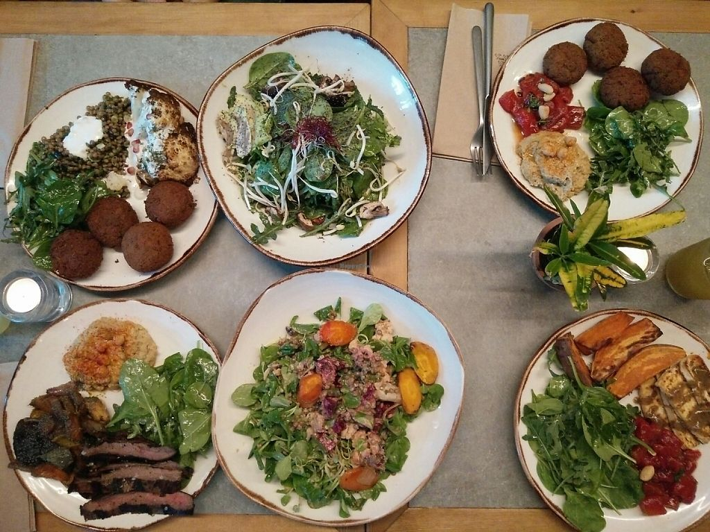 """Photo of Honest Greens  by <a href=""""/members/profile/martinicontomate"""">martinicontomate</a> <br/>our meal at honest greens <br/> June 5, 2017  - <a href='/contact/abuse/image/93359/266106'>Report</a>"""