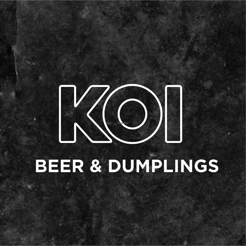 "Photo of KOI Beer & Dumplings  by <a href=""/members/profile/community5"">community5</a> <br/>KOI Beer & Dumplings <br/> June 5, 2017  - <a href='/contact/abuse/image/93366/266125'>Report</a>"