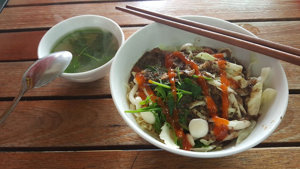 "Photo of Thien An Phat  by <a href=""/members/profile/Refinnej"">Refinnej</a> <br/>mi nhat tron (dried Japanese noodles with soup on the side) <br/> September 4, 2017  - <a href='/contact/abuse/image/93382/300852'>Report</a>"