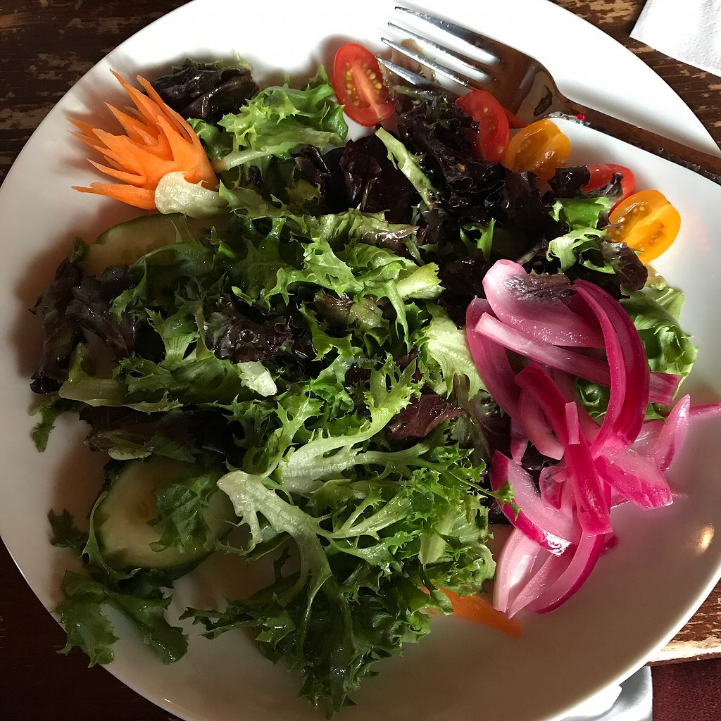 """Photo of The Thistle Inn  by <a href=""""/members/profile/Sarah%20P"""">Sarah P</a> <br/>salad <br/> August 17, 2017  - <a href='/contact/abuse/image/93395/293757'>Report</a>"""