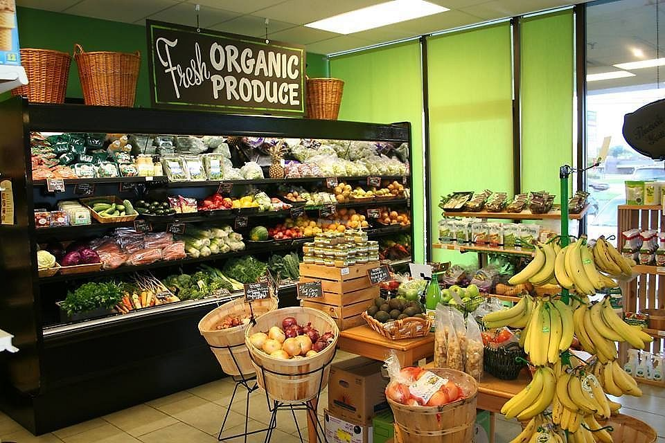 """Photo of Natures Market  by <a href=""""/members/profile/BeccaBochenek"""">BeccaBochenek</a> <br/>Organic produce <br/> February 25, 2018  - <a href='/contact/abuse/image/9342/363675'>Report</a>"""