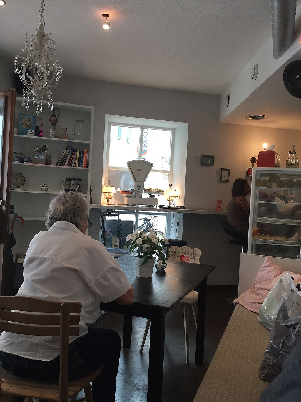 """Photo of Lieblingscafe  by <a href=""""/members/profile/macnothi"""">macnothi</a> <br/>inside  <br/> June 16, 2017  - <a href='/contact/abuse/image/93438/269740'>Report</a>"""